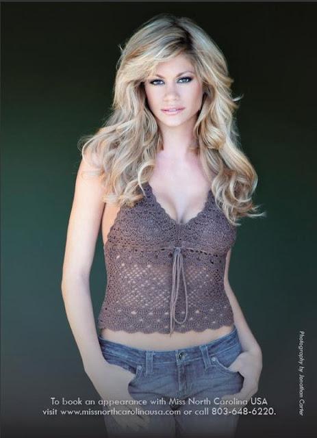 Brittany York, Miss North Carolina USA 2011