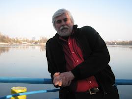 Radu Stoica, pe malul Lacului Herastrau