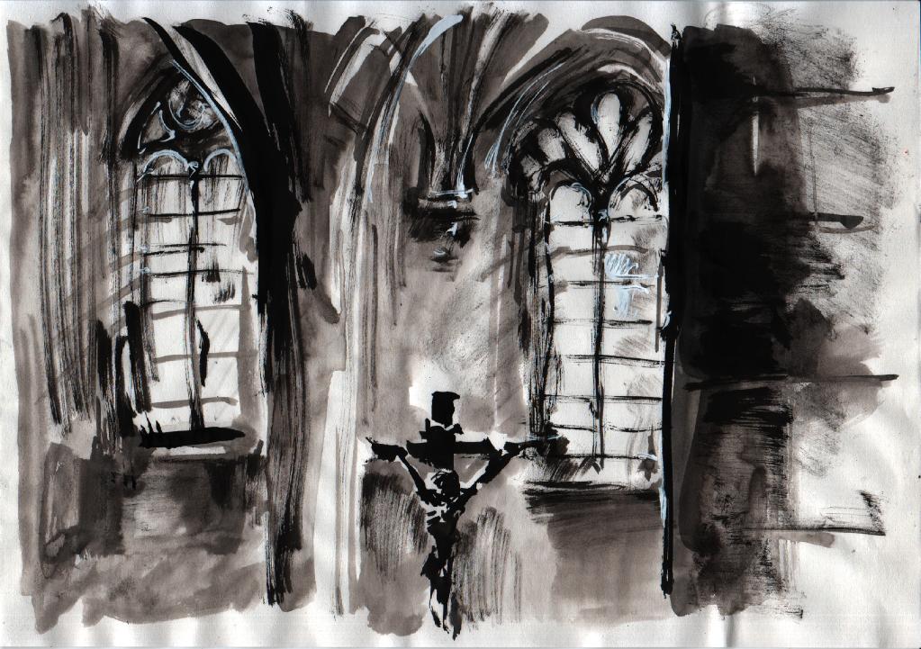 Vincent grav dessins de f re en tardenois lieu de - Camille dessin ...