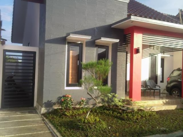 warna depan rumah minimalis joy studio design gallery