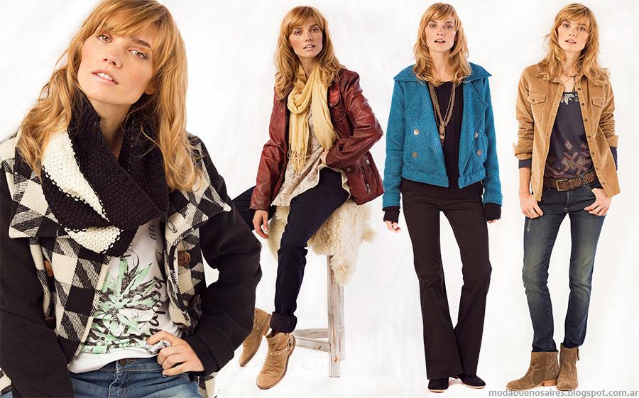 Moda otoño invierno 2015. Sail otoño invierno 2015 ropa de mujer.