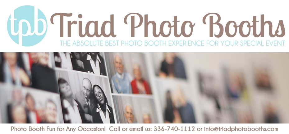 Triad Photo Booths - North Carolina Full Service Photo Booths