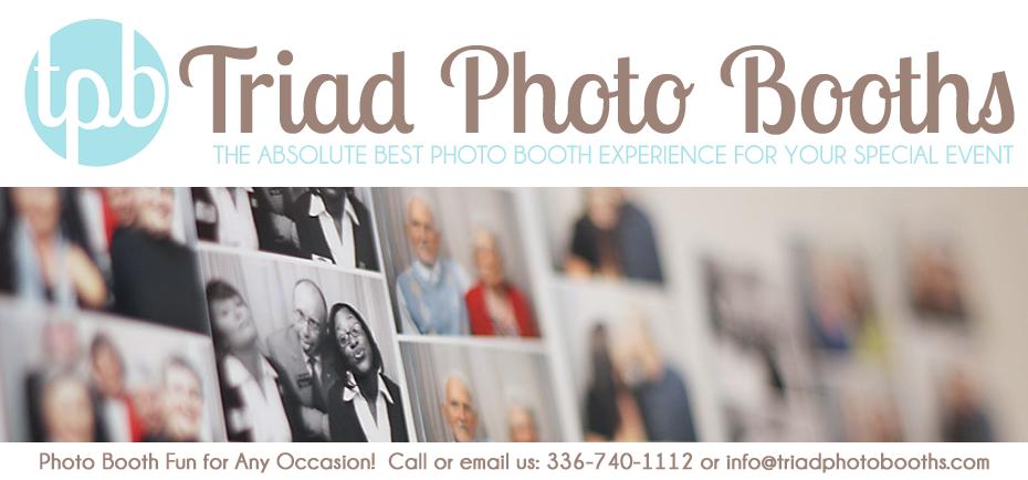 Triad Photo Booths - North Carolina Full Service Photo Booths