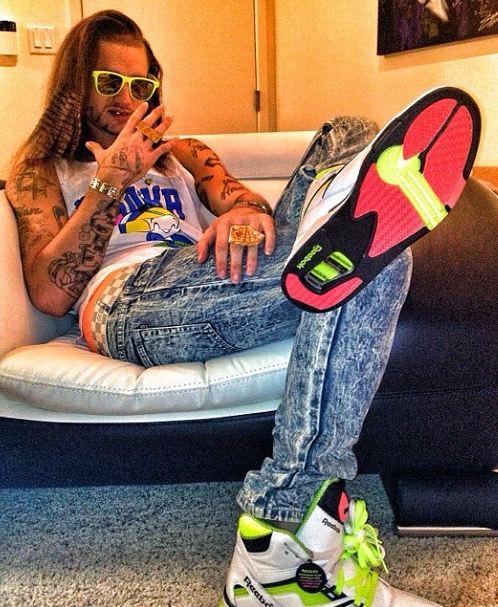 Riff Raff Jordans
