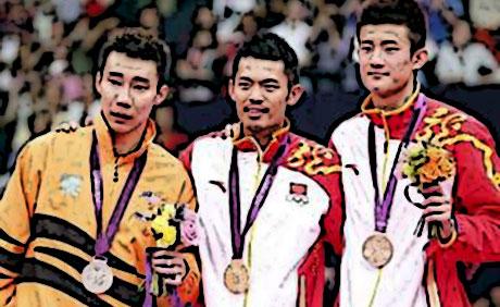 Chong Wei kalah di Olimpik, menang di hati rakyat