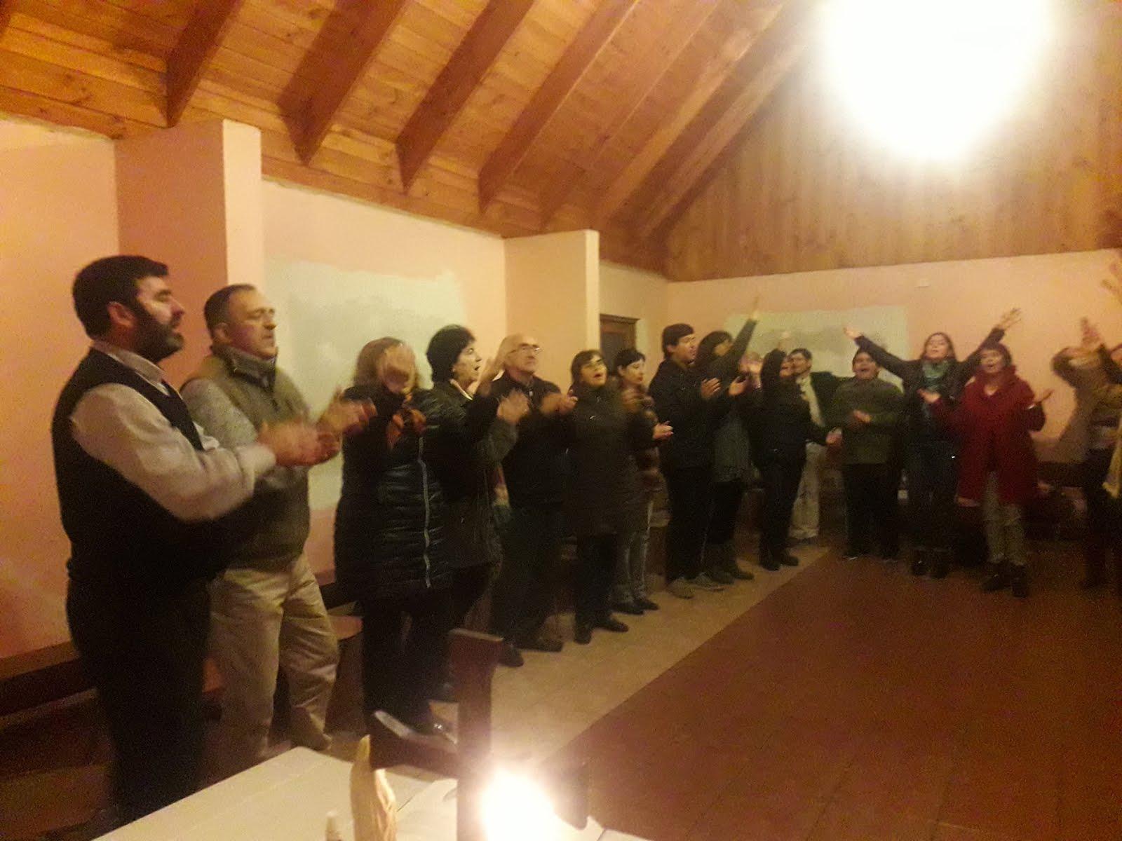¿Quieres participar en un Grupo de Oración? Busca aqui: