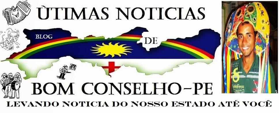 ÚTIMAS NOTICIAS DE BOM CONSELHO-PE