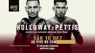 UFC 206 - 10/12 - 21h30