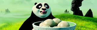 Panda 3D Dual Screen HD Wallpaper