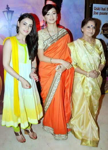 Shakti Arora, Radhika Madan and Gauri Pradhan-Tejwani