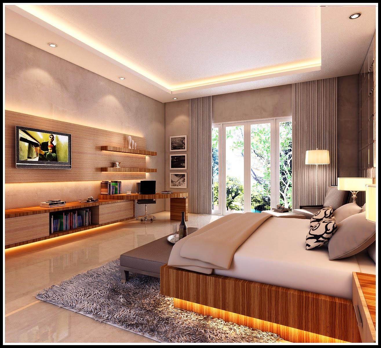 dekorasi bajet bilik