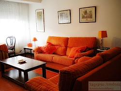 Apartamento en alquiler en Plaza de Vigo, amueblado, gastos incluidos. 650€
