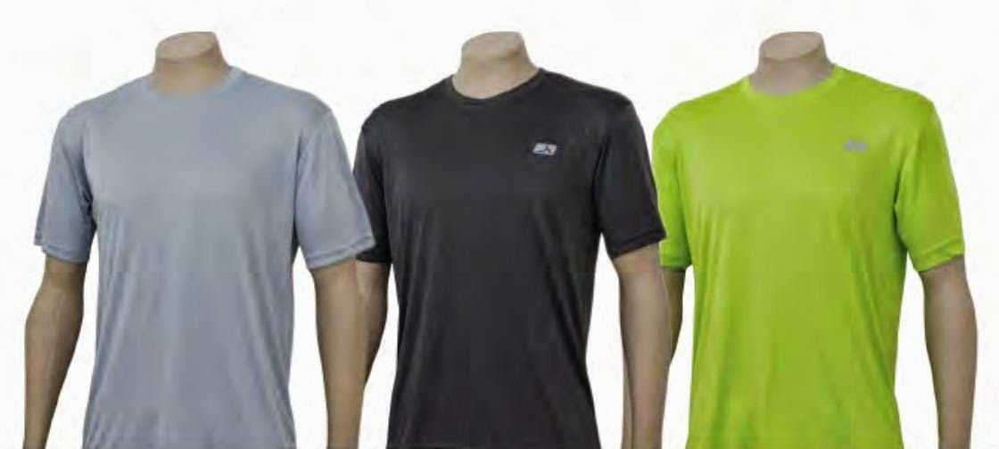 Amazon: Buy Vector X Sports Plain T-Shirts Assorted Color (Pack of 3) Medium at Rs.525