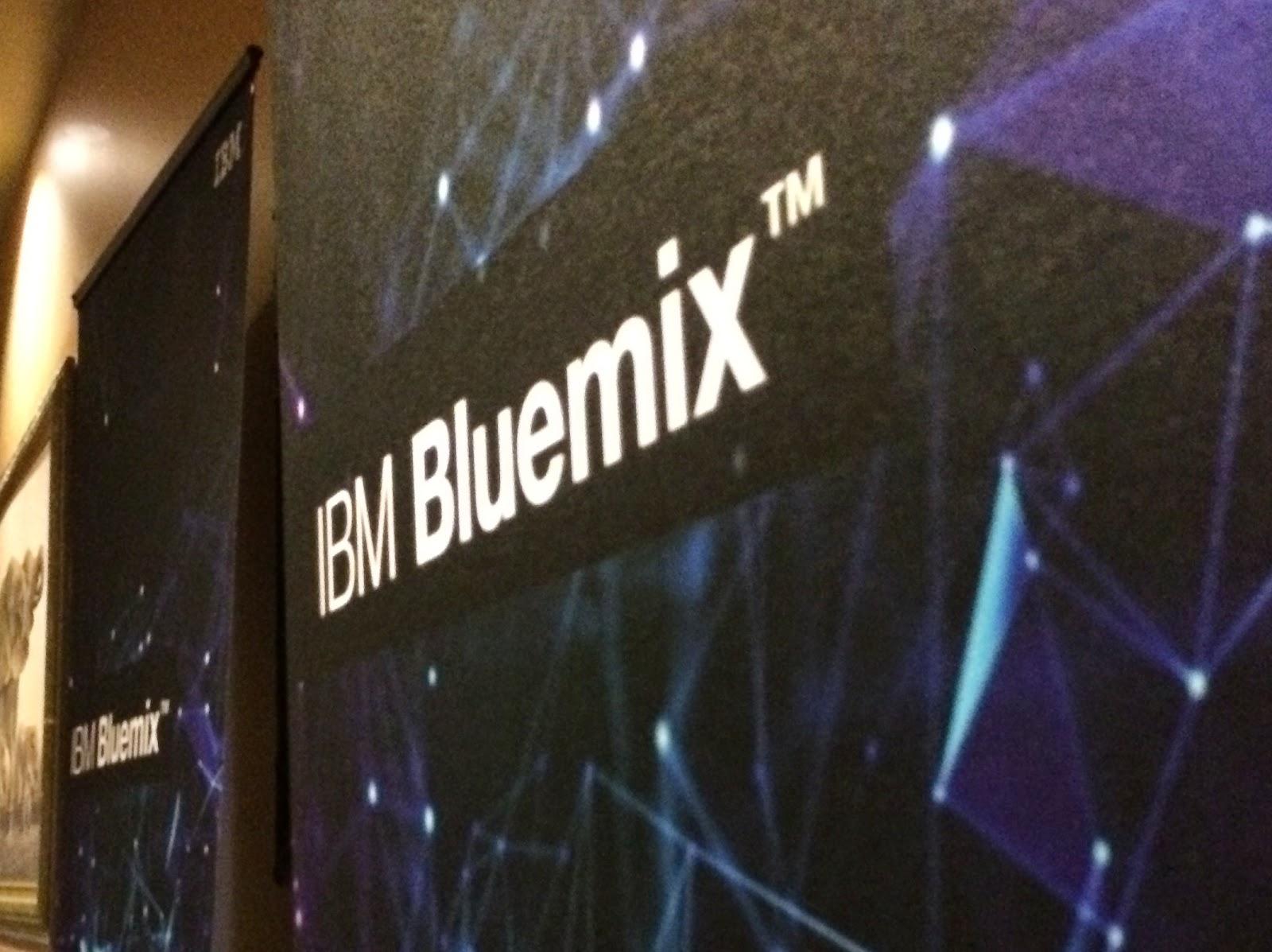 IBM Bluemix Banners