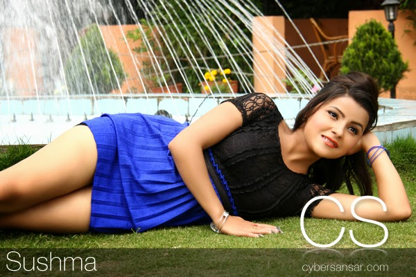 Sushma Adhikari Nepali Actress Model