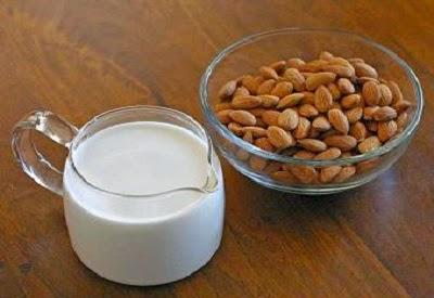 Banyak Kandungan Yang Baik Pada Susu Almond
