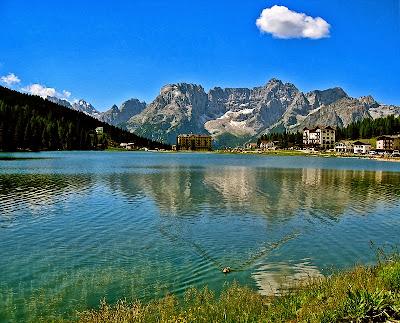 Озеро Мизурина