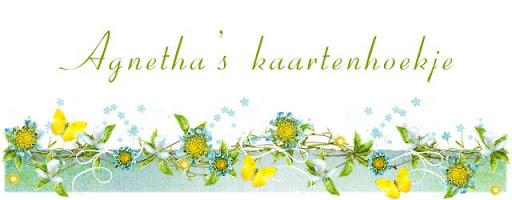 Agnetha's kaartenhoekje