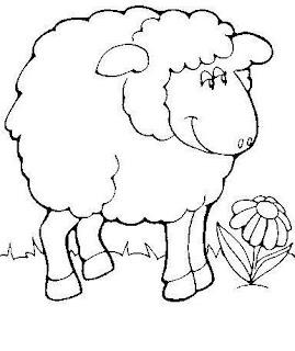 PARÁBOLAS DE JESUS Desenhos e atividades Seja  - imagens para colorir de jesus com ovelhas