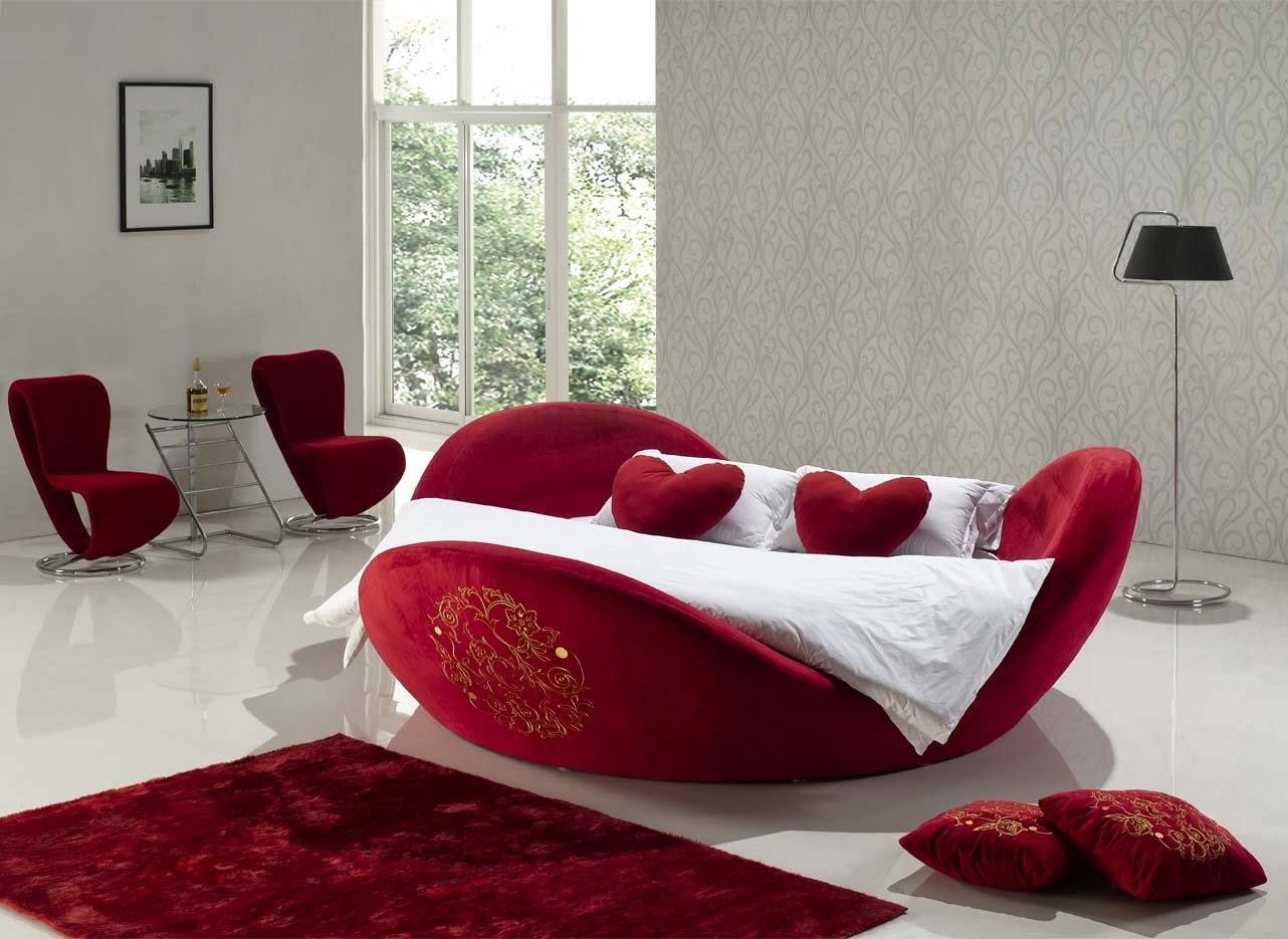 Modelos de cama moderna dormitorios colores y estilos for Casa a forma di v