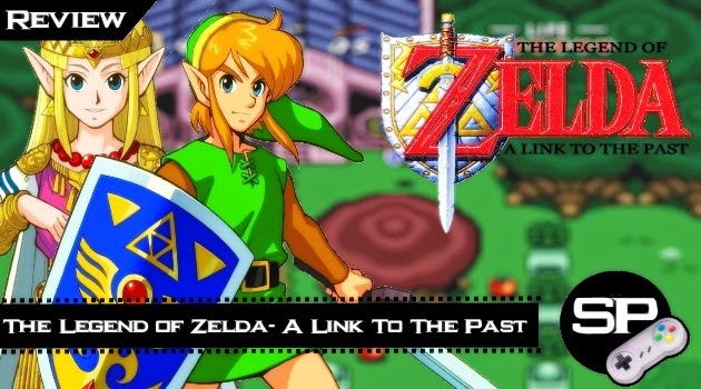 A Link to the Past - Capa