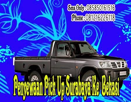 Penyewaan Pick Up Surabaya Ke Bekasi