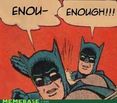 Robbblogs the confessions of old man robb batman slaps robin memes