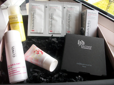 July 2012 Glossy Box Review