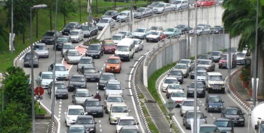 Αποτέλεσμα εικόνας για Santiago de Chile traffic jam