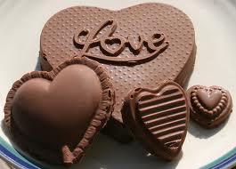 coklat valentine day 2013