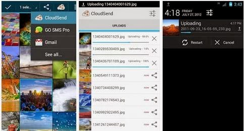 Share any File in WhatsApp