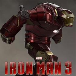La Hulkbuster en el tráiler de Iron Man 3