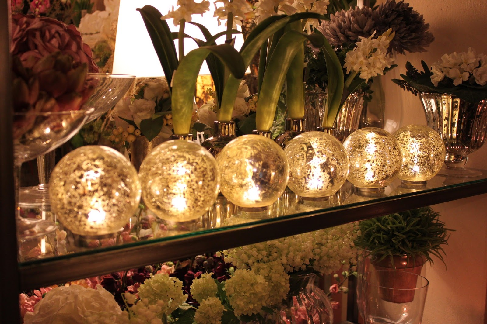 Ideas para decorar tu casa en navidad c rtamo flores - Decorar la casa de navidad ...