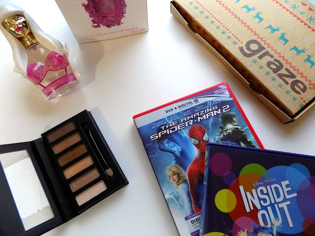 December Favourites inc. things from Collection, a Nicki Minaj perfume, films, food & a Nikon camera!