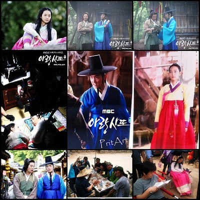 Prita's File: [KDrama] Arang as well as a Magistrate (아랑사또전