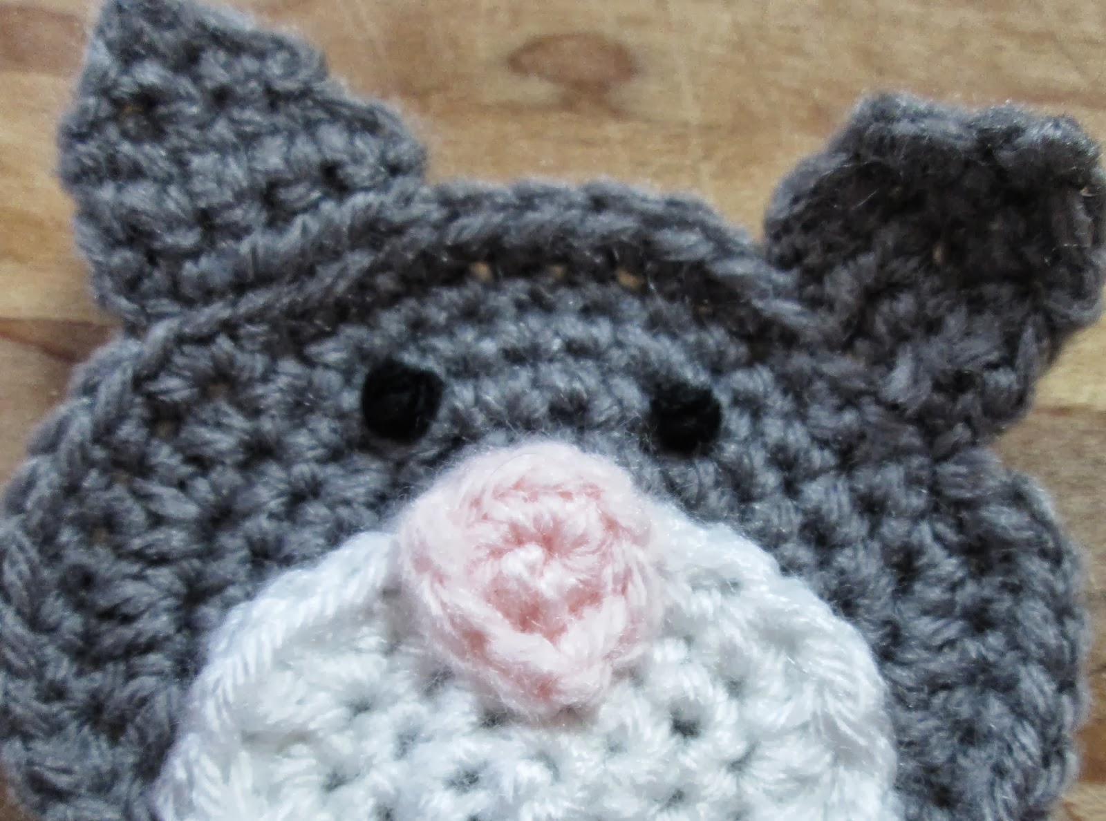 Eyes For Amigurumi : Teri's blog: stitching eyes