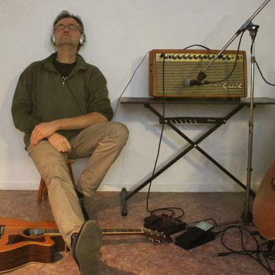 Martin Hoogeboom soundscapes soundart art guitar