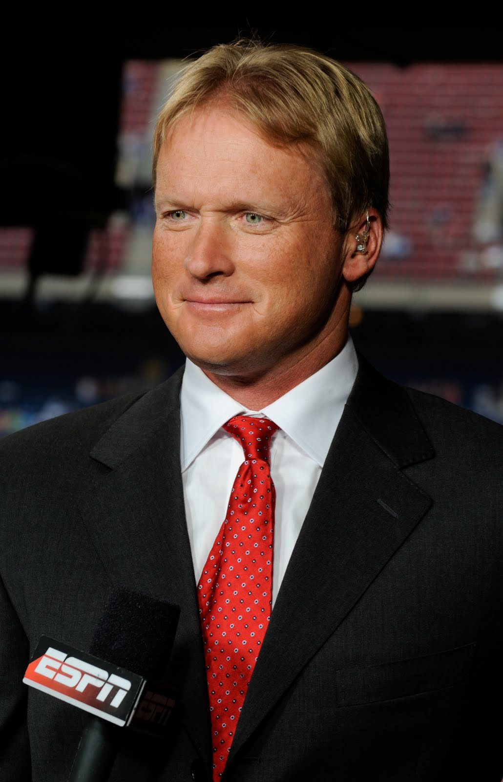 Jon Gruden Net Worth