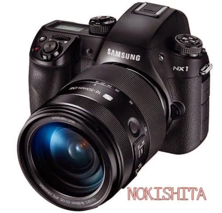 Spesifikasi Samsung NX1