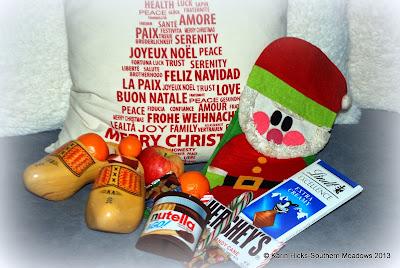 Saint Nicholas Day goodies