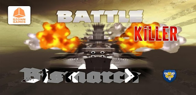 DOWNLOAD GAME  Battle Killer Bismarck 3D KHUSUS ANDROID GRATIS
