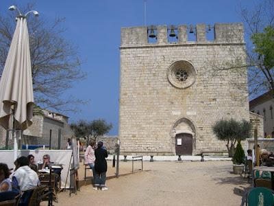 Church of Sant Martí d'Empúries