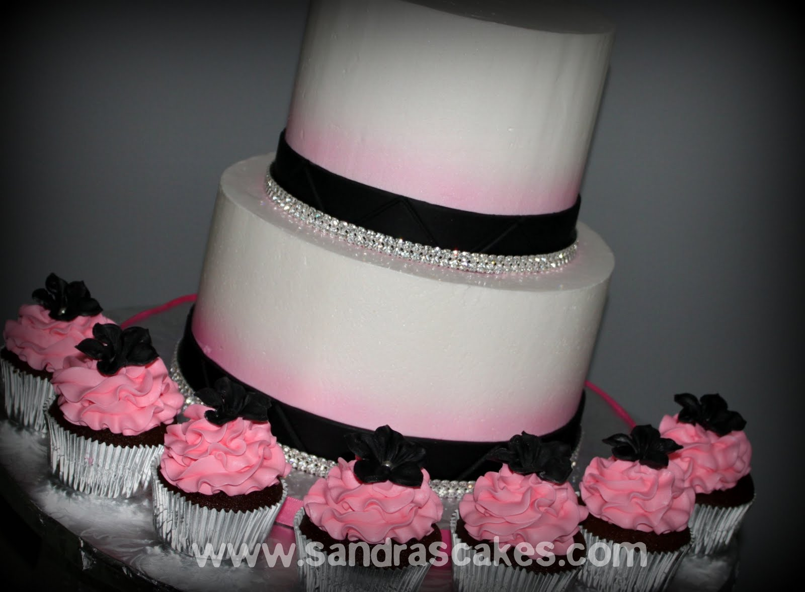 Pink Quinceanera Cakes Cake Ideas and Designs