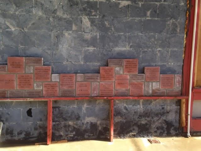 Dating buildings brickwork