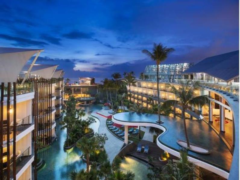 5 Star Hotel: Le Méridien Bali Jimbaran