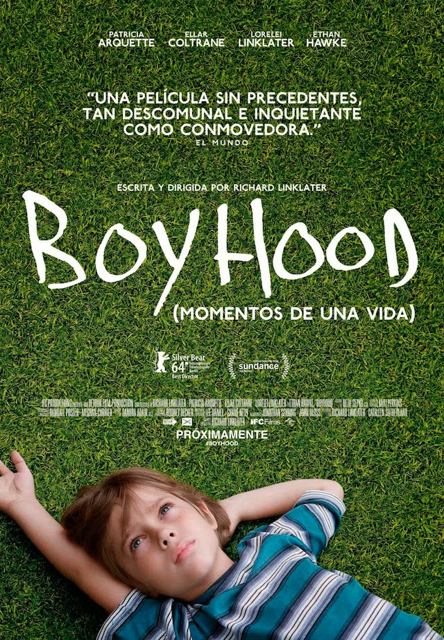Movie Review: Boyhood (2014)