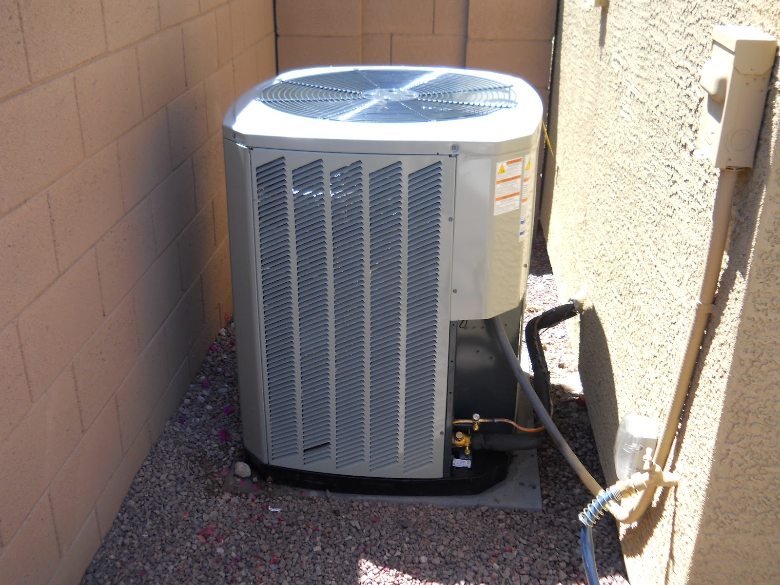 Trane Condenser Fan Motor Replacement