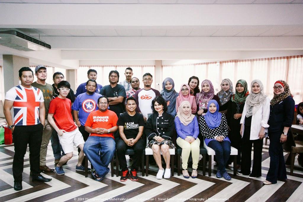 Gathering Blogger Day 2015