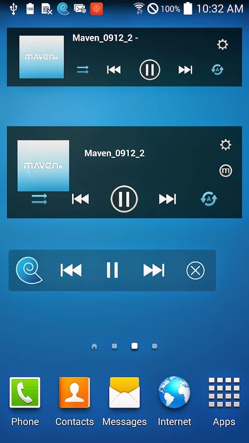 MAVEN Music Player (Pro) v2.46.32