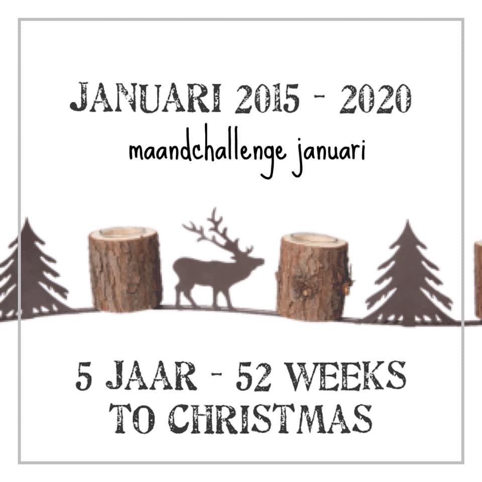 Challenge 5 jarig bestaan..